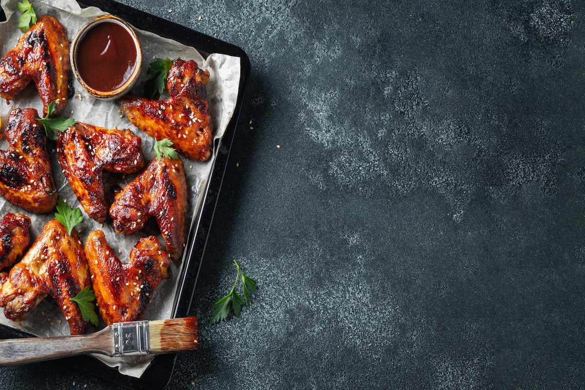 BBQ Chicken by Hilltop Acres