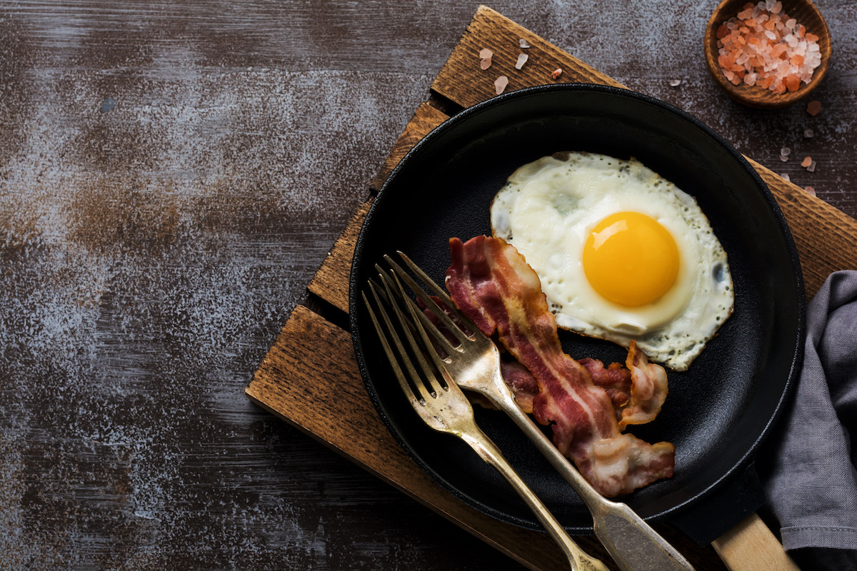 Bacon and Eggs by Hilltop Acres