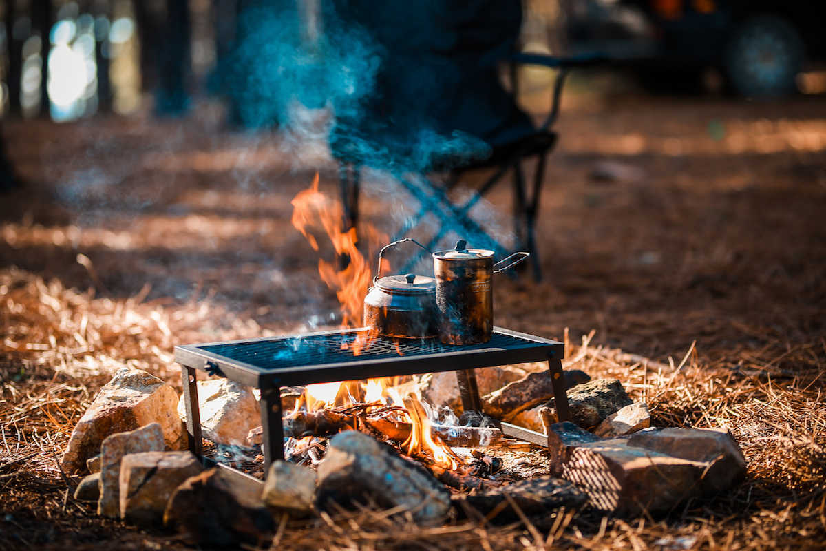 Camping Essentials by Hilltop Acres