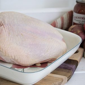 Chicken - Bone-In Chicken Breast by Hilltop Acres Poultry Products