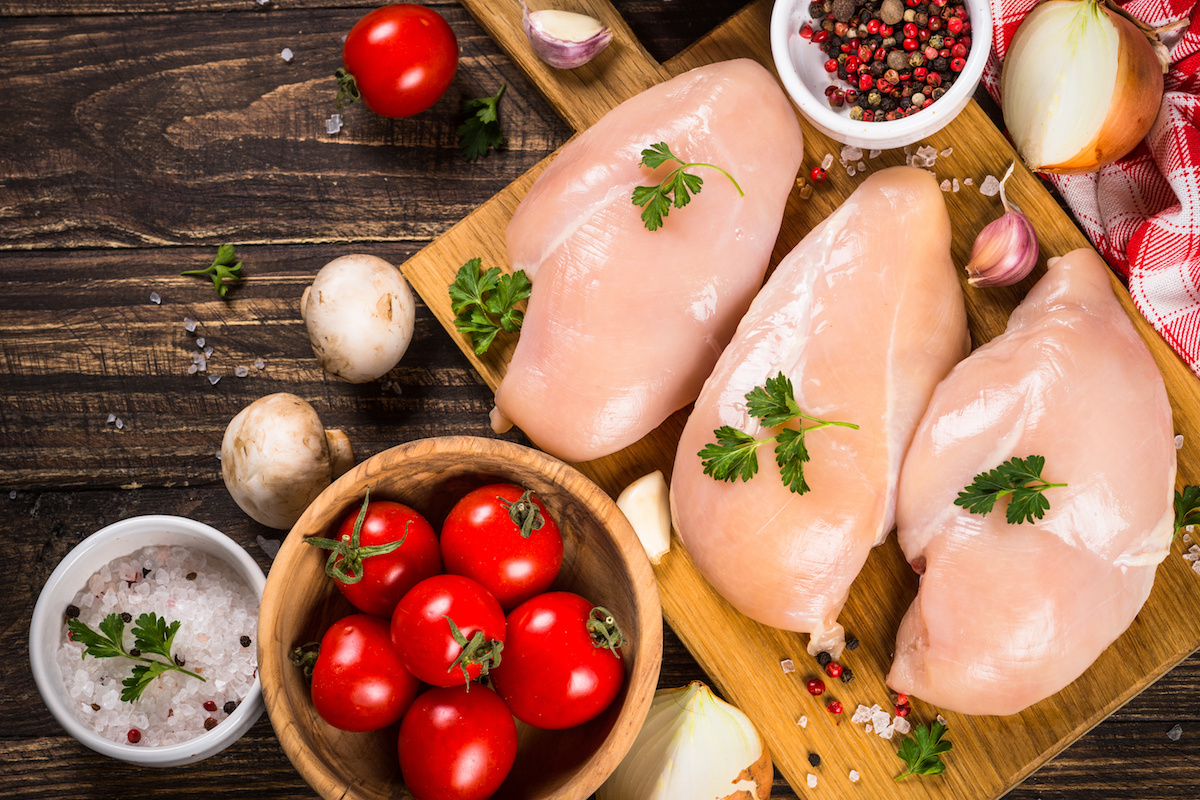 Chicken Breast Recipes by ATN Mechanical