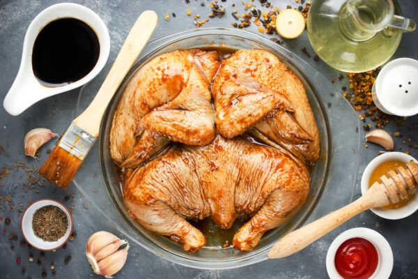 Chicken Marinade by Hilltop Acres