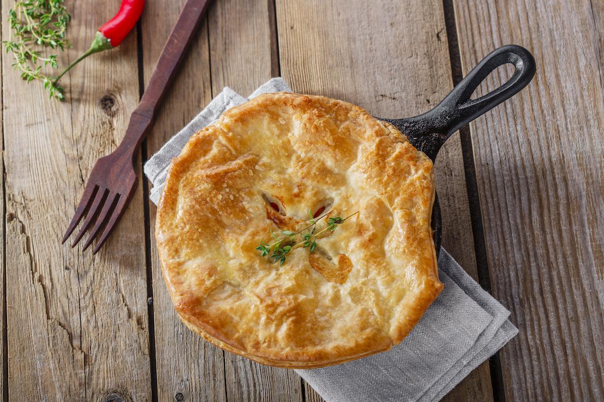 Chicken Pot Pie by Hilltop Acres