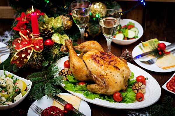 Christmas Turkey Available to Order at Hilltop Acres Poultry Products