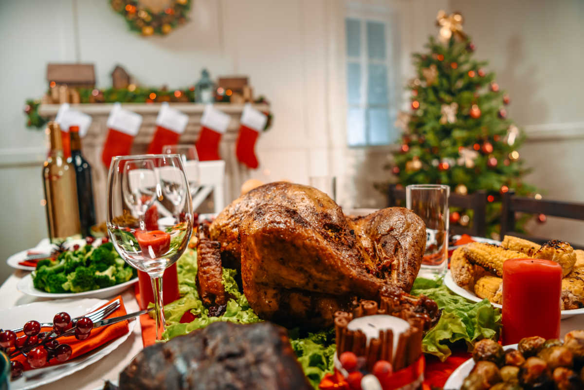 Christmas Turkey by Hilltop Acres Poultry