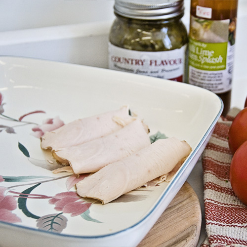Cooked Turkey Breast by Hilltop Acres Poultry Products