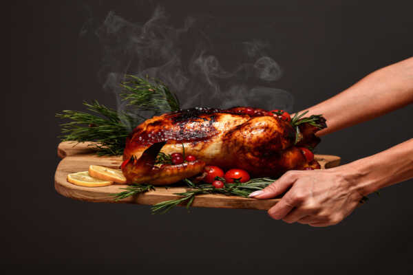 Cooking a Whole Chicken by Hilltop Acres