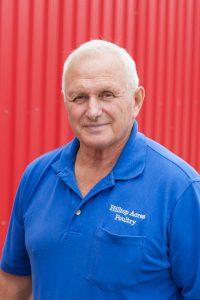 Don at Hilltop Acres Poultry Products