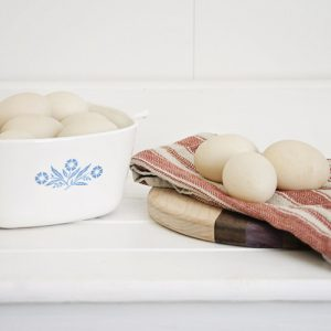 Dozen Duck Eggs by Hilltop Acres Poultry Products