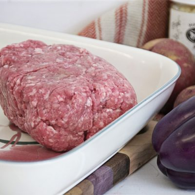 Ground Beef by Hilltop Acres Poultry Products