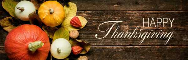 Happy Thanksgiving from Hilltop Acres Poultry Products