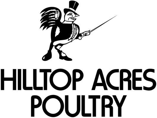 Hilltop Acres Poultry Products - Logo
