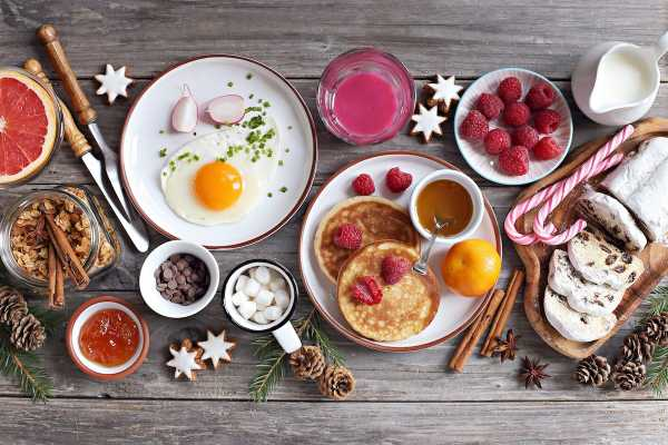 Ideas for Christmas Brunch with Hilltop Acres Poultry