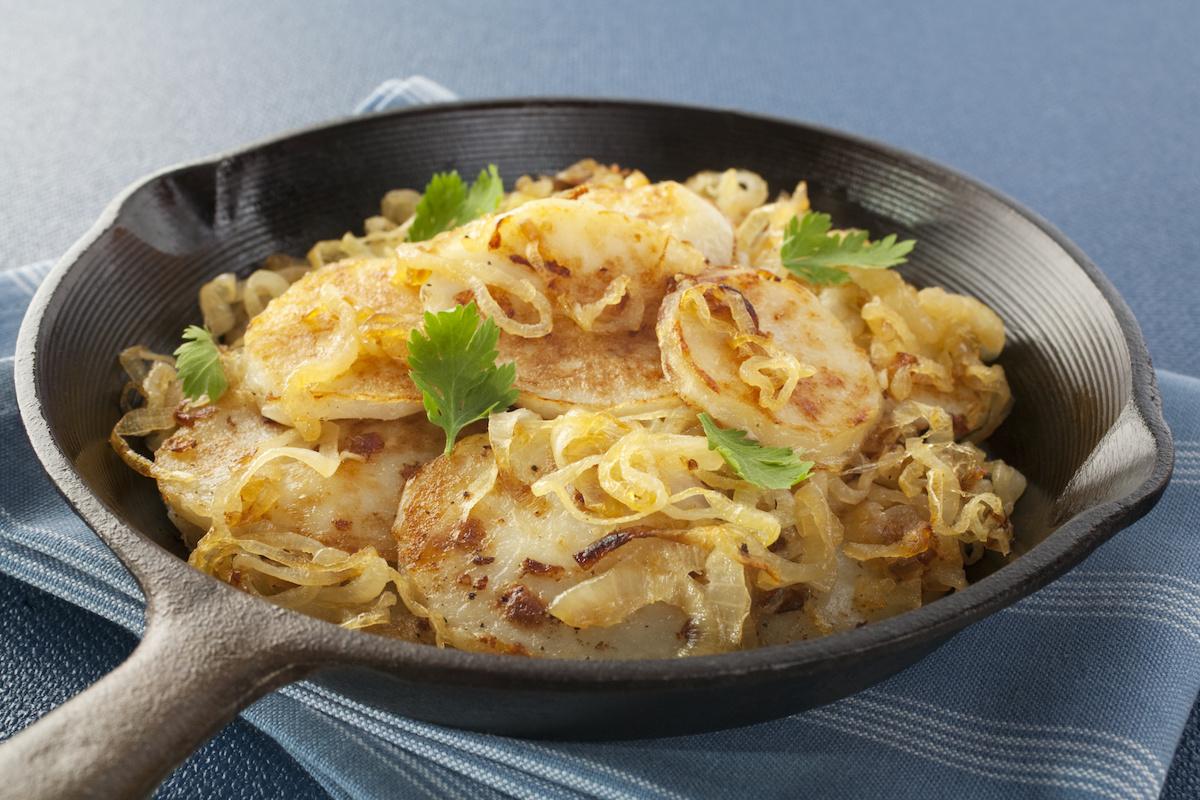 Lyonnaise Potatoes by Hilltop Acres