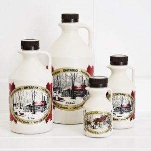 Maple Syrup by Hilltop Acres Poultry Products