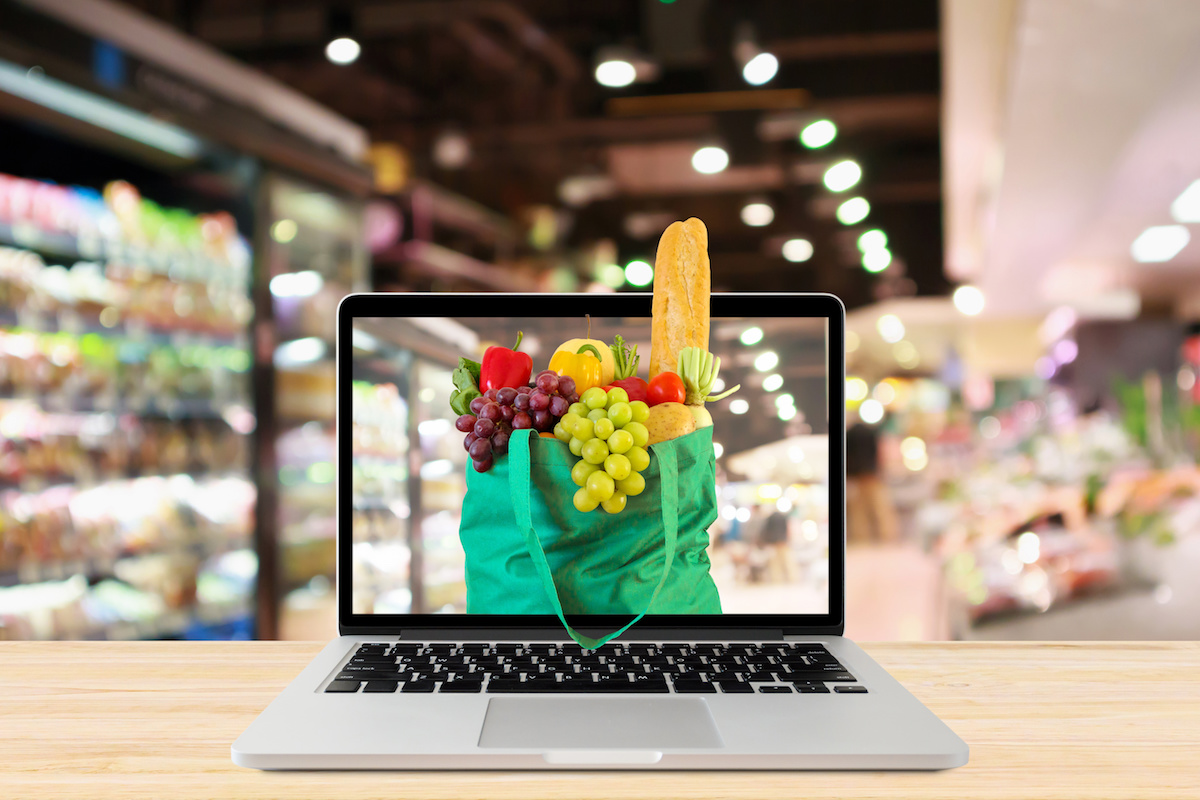 Online Grocery Shopping by HilltopAcres