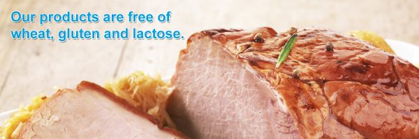 Our products are free of wheat, gluten and lactose. - Hilltop Acres Poultry Products