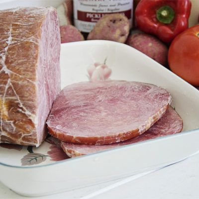 Pork - Olde Style Black Forest Ham by Hilltop Acres Poultry Products