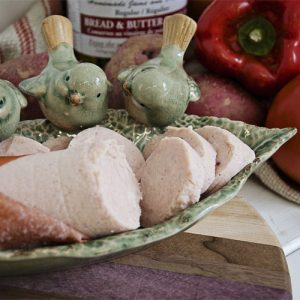 Processed Meat - Turkey Kolbassa by Hilltop Acres Poultry Products