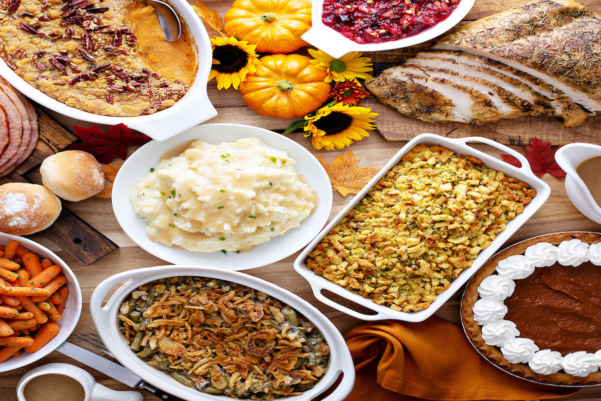 Thanksgiving Side Dishes by Hilltop Acres