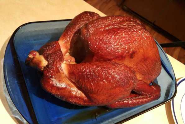 Smoked Turkey with Hilltop Acres Poultry