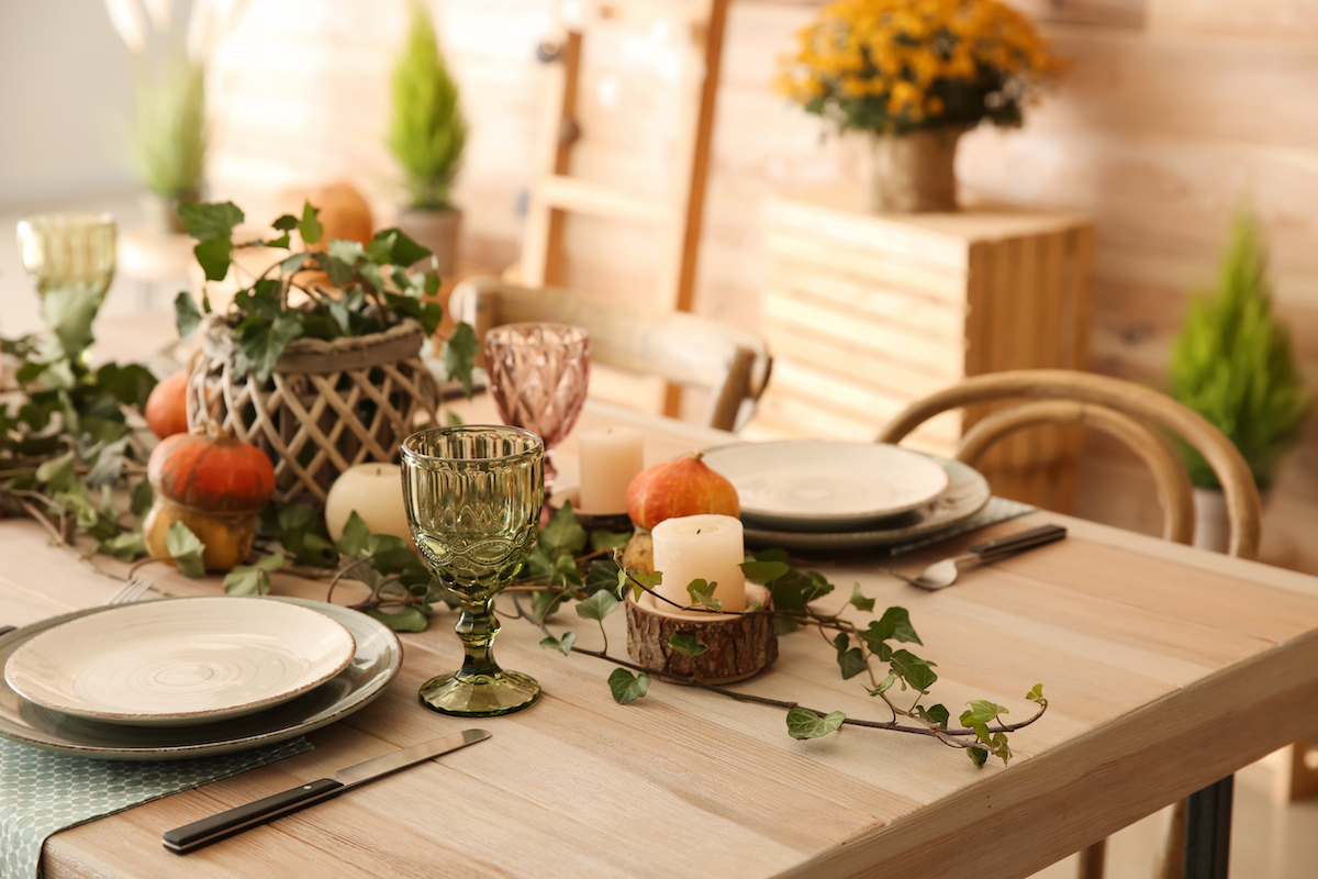 Thanksgiving Decor by Hilltop Acres
