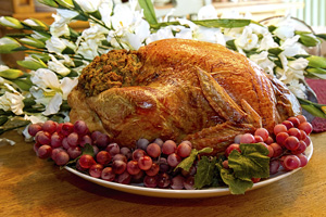 Turkey Dinner by Hilltop Acres Poultry Products