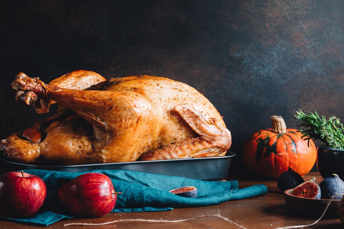 Turkey Dinner by Hilltop Acres