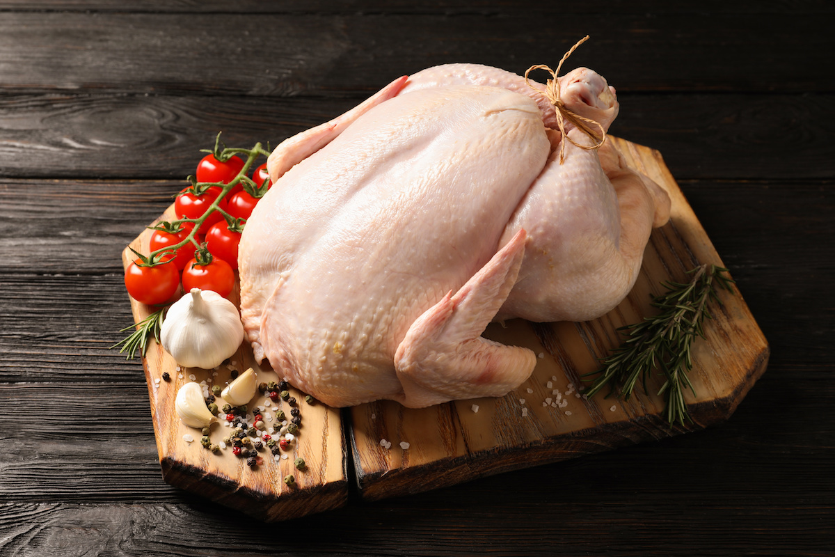 Choosing and Prepping a Turkey by Hilltop Acres